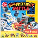 Smash Bot Battle Book Kit-
