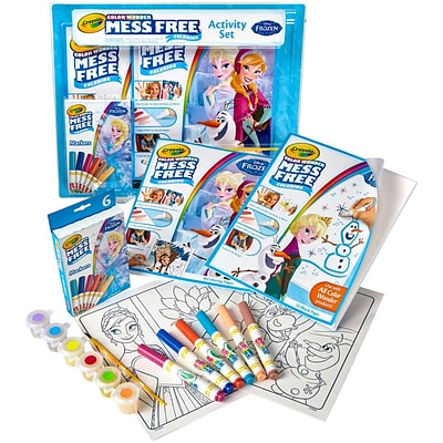 Crayola Color Wonder Activity Set -Frozen