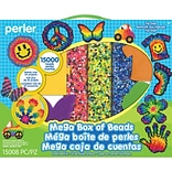 Perler Mega Fused Bead Kit-Tie Dye