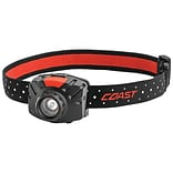 Coast Pure Beam Focusing Headlamp, 435-Lumen (21324)