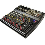 Pyle 12 Channel Professional Audio Mixer with 3 Band EQ (PEXM1202)