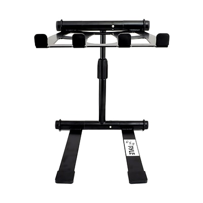 Pyle Pro  Universal Portable Foldable Telescoping Height Professional DJ Laptop Stand (PLPTS55)