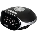 Jensen JCR-228 Digital Bluetooth AM/FM Dual Alarm Clock Radio