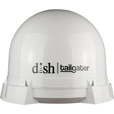 King DISH Tailgater Portable HD Satellite Antenna (VQ4400)