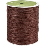 Burlap String 1mmX400yd-Brown