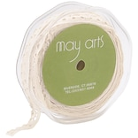 Crochet Trim 3/8X15yd-Natural