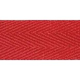 100% Cotton Twill Tape 5/8X55yd-Red