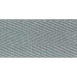 100% Cotton Twill Tape 1X55yd-Gray