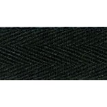100% Cotton Twill Tape 1X55yd-Black