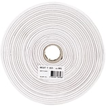 100% Cotton Twill Tape 1X55yd-White