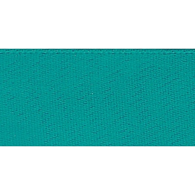 Single Face Satin Ribbon 7/8X20yd-Tornado Blue