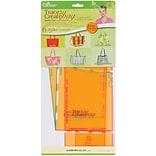 Trace n Create Bag Templates W/Nancy Zieman-Florida Bag Collection