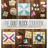 Lucky Spool Books-The Quilt Block Cookbook