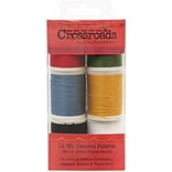 Crossroads Sulky Blendables 12wt 6/Pkg-Central Collection