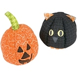 Sizzix Bigz Dies Fabi Edition-Cat/Pumpkin By Kid Giddy