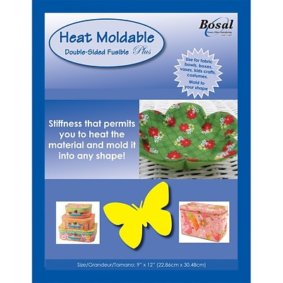 Heat Moldable Stabilizer Double-Sided Fusible-20X36