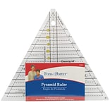 Fons & Porter Pyramid Ruler-1 To 6