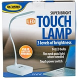 Super Bright LED Touch Lamp-White
