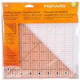 Fiskars Folding Ruler-8X8