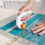Fiskars Adjustable Handle Rotary Cutter-45mm
