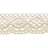 Cluny Chain Lace 2X12yd-Natural