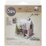 Sizzix Bigz Die By Tim Holtz 5.5 x 6 Village Winter (660988)
