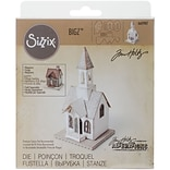 Sizzix Bigz Die By Tim Holtz 5.5 x 6 Village Bell Tower (660987)