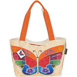 Medium Tote 14X3.5X8.5-Flutterbye