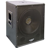Pyle PASW18 18 Stage PA Subwoofer Cabinet 1000-Watt Black