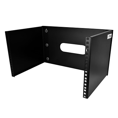 Pyle 6U Wall Mount Server Rack Black (PLRSTN28U)