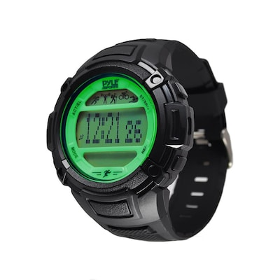 Pyle Sport Pedometer & Sleep Monitor Wrist Watch (past44gn)