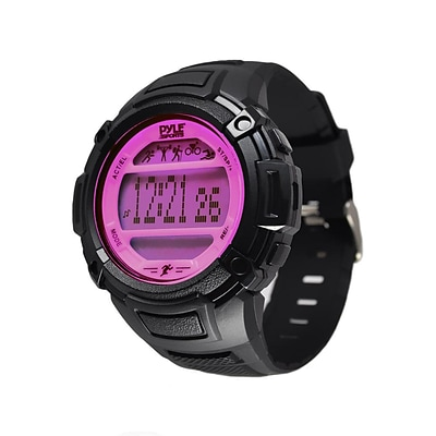Pyle Sport Pedometer & Sleep Monitor Wrist Watch (PAST44PN)