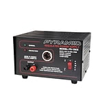 Pyramid 10A 13.8-Volt Power Supply with Cigarette Lighter Adapter (PS15K)