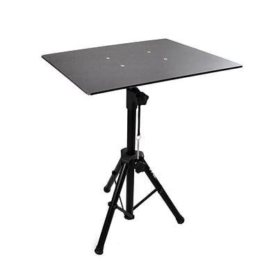 Pyle Pro DJ Laptop Tripod Adjustable Stand For Notebook Computer (PLPTS3)