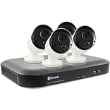 Swann 8-Channel 4980 Series 5.0-Megapixel DVR with 2TB HD & 4 PIR Bullet Cameras (SWDVK-849804-US)