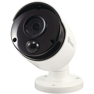Swann 5.0-Megapixel PIR Add-on Bullet Camera (SWPRO-5MPMSB-US)