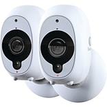 Swann 1080p Full HD Battery-Powered Wire-Free Camera, 2pk (SWWHD-INTCAMPK2-US)