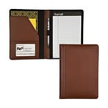 Samsill® Tan Leather Junior Padfolio (71736)
