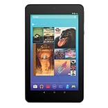 Ematic 7-inch Tablet, Wi-Fi, 8GB (Android), Black (EG-Q347BL)