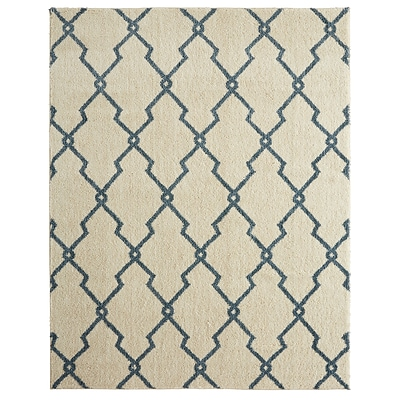 Mohawk Polyester Aurora 5 x 8 Multi-colored Rug (797786014122)