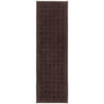 Mohawk Cotton Vista 09 x 25 Chocolate Rug (40773043453)