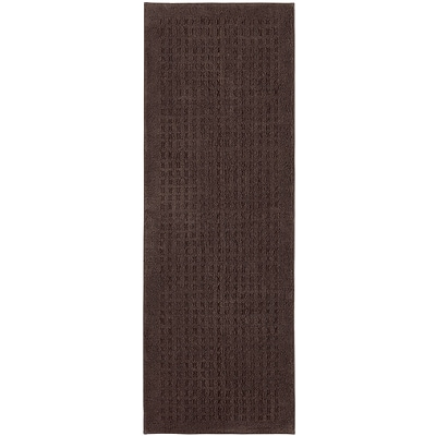Mohawk Cotton Vista 22 x 6 Chocolate Rug (40773078257)
