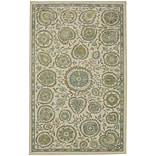 Mohawk Nylon Aurora Evensong Cool Area Rug (797786012746)
