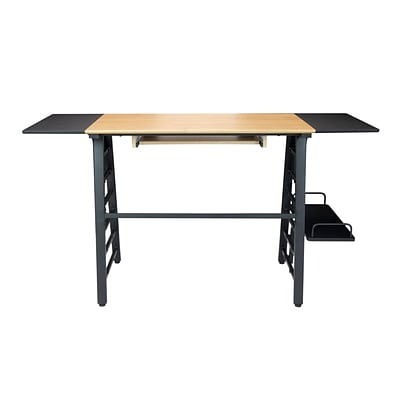 Studio Designs Calico Designs Ashwood 55.25W Convertible Desk (51240)