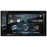 Kenwood DDX574BH 6.2 Double-DIN In-Dash DVD Receiver with Bluetooth, HD Radio & SiriusXM Ready