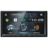 Kenwood DDX774BH 6.95 Double-DIN In-Dash DVD Receiver with Bluetooth, HD Radio & SiriusXM Ready