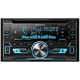 Kenwood DPX502BT Double-DIN In-Dash CD Receiver with Bluetooth & SiriusXM Ready