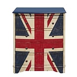 Right2Home Union Jack Accent Drawer Chest 26L x 17W x 31.25H (DS-D018005)