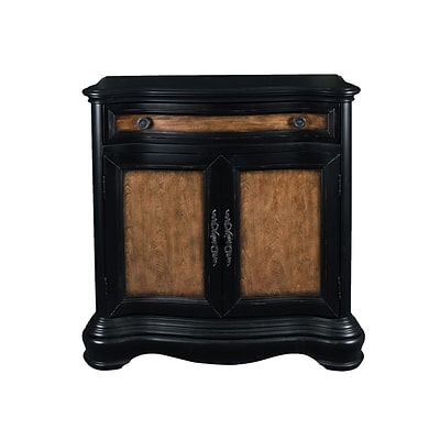 Right2Home Clarendon Two Tone Hall Chest 7.26L x 21.64W x 22.17H (DS-P050200)