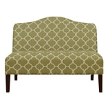 Right2Home Upholstered Lime Bench (DS-D153-714-574)